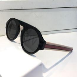 Retângulo redondo on-line-Luxo 0256 Óculos De Sol Para As Mulheres Designer de Marca 0256S Rodada Estilo Verão Retângulo Quadro Cheio de Alta Qualidade Proteção UV Vem Com pacote