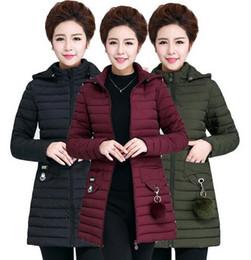 Wholesale Ladies Korean Winter Dresses - Winter ladies cotton dress, the new south Korean edition of the new south Korean edition of the new south Korean edition of a slim down cott