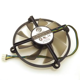 Wholesale Fa Free - omputer Components Fans Cooling Free Shipping PLA08015B12HH 12V 0.35A 85mm For GALAXY GTS 250 GTX550Ti GTS450 D5 Graphics Card Cooling Fa...