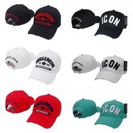 Venta al por mayor 2018 NUEVAS letras bordadas sombrero Ajustable Algodón  marca de Lujo Icono de hip hop gorras Ocio Sombreros de Béisbol hombres  mujeres ... aba8197ca25
