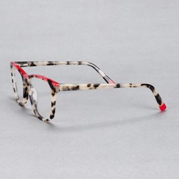 849320592aa Optical Spectacle Leopard Eyeglasses reading Glasses Frame Vintage Eyewear  Wooden Pattern Fashion Retro Glasses Men and Women