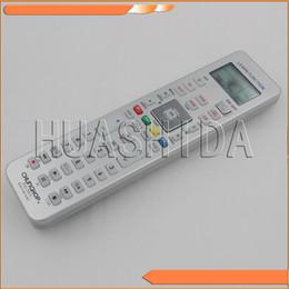 vc lcd tv Rebajas 1 UNIDS Chunghop RM-l987e TV / SAT / DVD / CBL / CD / AC / VCR Smart TV 3D control remoto universal con equipo de aprendizaje con pantalla LCD