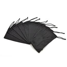 17 * 8,5 cm Weichen Tuch Sonnenbrille Tasche Mikrofaser Staub Wasserdichte Aufbewahrungstasche Brille Tragetasche Tragbare Brillenetui Container von Fabrikanten