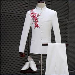Kaufen Sie Im Großhandel Weiße Hosen Outfit Männer 2019 Zum