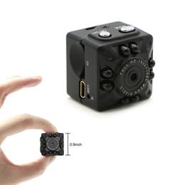Wholesale camera ir detection - Mini DV Camera Full HD Small Camera 1080P 12MP Portable Micro Video Camera with IR Night Vision Motion Detection Security Surveillance Cam
