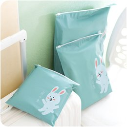 Wholesale Underwear Container - LASPERAL Storage Bag Waterproof And Dustproof Travel Pouch Underwear Thick Ziplock Bags Of Clothing Pouch Storage Containers 1PC
