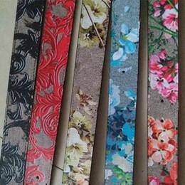 Wholesale Leather Belts Men Cheap - Fashion 2017 cow genuine leather Mens Womens pattern Belts for G Shape Alloy Buckle Fashion Waistband Waist Belt Cinturon Hombre Cheap Sale