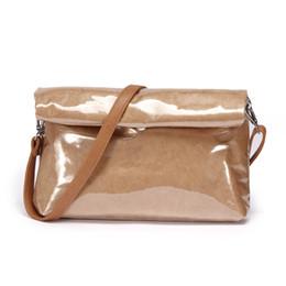 Модные прозрачные сумки для пляжа онлайн-Transparent PVC clutch fashion Beach jelly bag for Women's Shoulder bag female Crossbody Bags Clutches  design evening bag