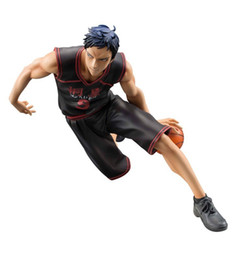 Wholesale Paintings Basketball - Toys Hobbies Action Toy s Kuroko No Basketball Action Figure 1 8 scale painted Aomine Daiki PVC ACGN figure Toys Brinquedos Anime