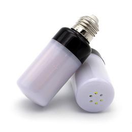 El foco de luz más alto online-1 unids Super Bright Led E27 E14 Maíz luz 3w 5w 7w 9w 12w 12w AC 220V High Lumen SMD 5736 Lampada led spotlight chandelier
