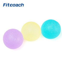 pelota de terapia Rebajas Fitcoach-Grip Balls Finger and Grip Strengthening Therapy Stress Balls, restauración de la terapia de la mano Exercise Ball Kit