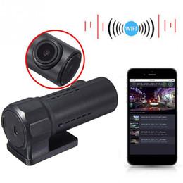 Wholesale Videoregistratore per auto DVR Full HD P WIFI universale con monitor per auto DVR accessori Tipo nascosto Registratore di guida