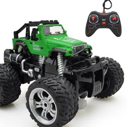 Wholesale Radio Control Off Road - RC Car Toy Set Machine Off-Road Vehicle 360 Degrees Rotation Crash-resistant Wear-resisting Toy Remote Control Radio Controlled VE0493