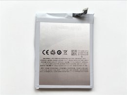Wholesale replacement ups batteries - Meizu M3 Note Battery BT61 4000mAh High Quality Back Up Battery Replacement For Meizu M3 Note Pro Prime