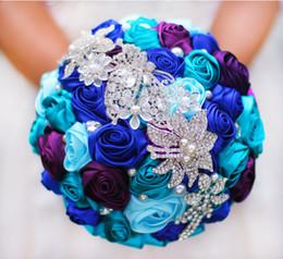 piante di rose desertiche Sconti Wedding Bridal Bouquet Bouquet fai da te