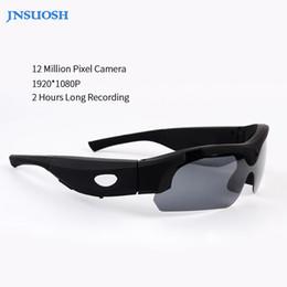 hd очки для видеокамер Скидка 1080P HD Polarized-lenseshigh definition outdoor Sport Sunglasses Polarized Camcorder DVR video Built-in TF Card storage
