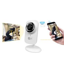 Mini WIFI Kablosuz IP Kamera Ev Gözetim Güvenlik Kamera Bebek Monitörü Iki yönlü Ses Gece Görüş nereden