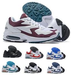 Senhoras ar on-line-Venda de Luz Do Ar 94 Tênis de Corrida Dos Homens do Homem Cinza Designer de Esporte Zapatillas Oxford Ladies Casual Sapatos de Tênis de Treinamento Tênis Tamanho 40-46
