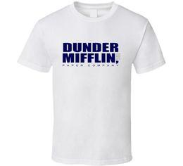 Società di carta online-Dunder Mifflin INC Paper company Tshirt da ufficio