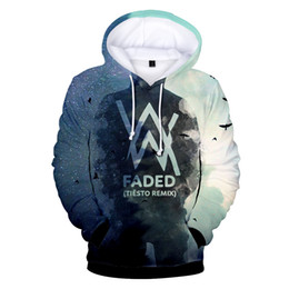 DJ Alan Walker FADED fashion 3d hoodies sport men women Hoodie Pullover  casual Long Sleeve 3D Hooded Sweatshirt top 87b70d010999