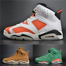 High Quality 2018 Cheap 6 Gatorade Men Basketball Shoes Hot products 6  Gatorade Men Sneaker Size EUR 40-47 hottest basketball shoes outlet ed07c2618
