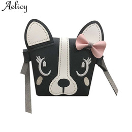 56b7844c05a2 Aelicy Cute Dog Children Handbag Girl Shoulder Bag Baby PU Leather  Crossbody Bags Handbags Women Famous Brands bolsa feminina