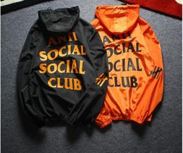 Wholesale Sunscreen Sleeves - 2018 summer men women jacket windbreaker streetwear hip hop softshell sunscreen jaqueta masculina windbreakers coat