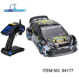 Wholesale engine rc nitro - wholesale RACING RC CAR KUTIGER 94177 1 10 SCALE 4WD ON ROAD NITRO POWERED SPORT RALLY RACING RC CAR 18CXP ENGINE