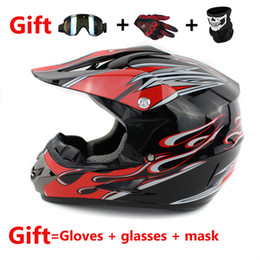 Wholesale Motorcycle Kids Bike - Free Shipping motorcycle helmet off road helmet motocross atv dirt bike cross motocross also suitable for kids helmets