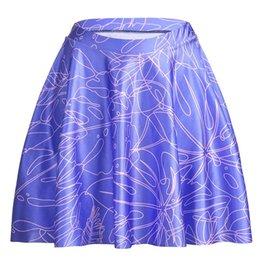 Falda busto línea online-Nueva hoja caliente de las mujeres faldas plisadas  atractivas tenis bowling 6981ed1671dc