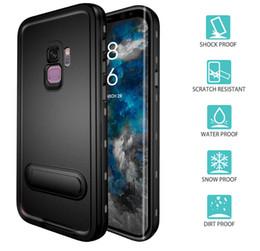 caja impermeable del redpepper para la galaxia de samsung Rebajas Venta caliente Galaxy S9 Plus Funda impermeable a prueba de golpes RedPepper para Samsung Galaxy S9 Plus con caja al por menor