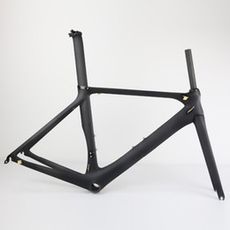 Wholesale road chinese - chinese 700c 2018 new BB86 carbon road frame SERAPH brand bicycle frame FM286 aero road frame