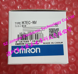 Contador omron on-line-100% Novo e original H7EC-NV OMRON TOTAL COUNTER, COUNTER COUNT