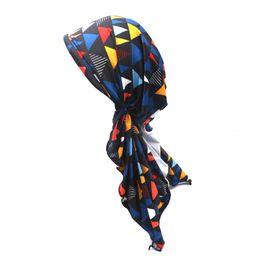 2019 gorro de cola larga 1 unids Cap Lady Long Tail Sombreros de Invierno para Mujer Cabeza Bufanda Turbante Sombrero Señoras Pañuelo Skullies Gorros Bonete Homme Hueso Feminino gorro de cola larga baratos