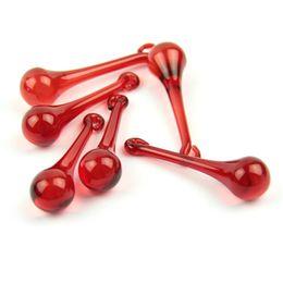 16 * 60mm Rojo 100 unids Crystal Raindrop Chandelier Partes Para el Hogar Decoración de la Mesa de La Boda Colgante Hermosa Venta Caliente desde fabricantes