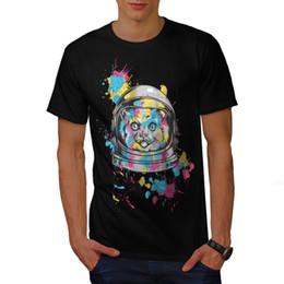 2019 t-shirts graphiques pour hommes Wellcoda T-shirt pour les chats mignons et adorables pour hommes, Gravity Graphic Design T-shirt imprimé 2018 de mode t-shirt 100% coton tee shirt en tête promotion t-shirts graphiques pour hommes