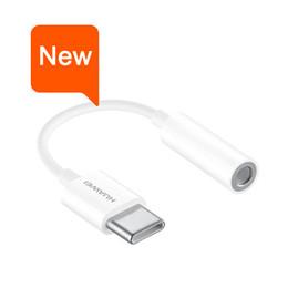 spine di rame rca Sconti Huawei CM20 USB Adattatore per cuffie da C-Type a 3,5 mm per cuffie per Huawei P20 Mate 10 Mate 10 Pro Note 10