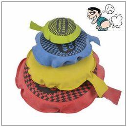Wholesale Whoopee Cushions - 9cm 16cm April Fool Day Kids Fun Prank Toys Whoopee Cushion Joke Gags Pranks Maker Tricks Funny Toys Fart Pad Pillow CCA8870 1000pcs