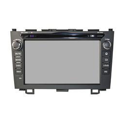Crv bluetooth online-Auto DVD-Player für Honda CRV 2006-2011 8-Zoll-Octa-Core Andriod 8.0 mit GPS, Lenkradsteuerung, Bluetooth, Radio