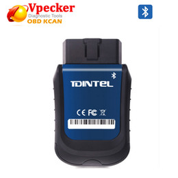 Wholesale tester launch x431 - Vpecker V8.3 EasyDiag Bluetooth version OBD2 Car Vpecker Diagnostic Tool Code Scanner better than launch X431 diag DHL free