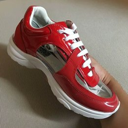 Wholesale floor products - Home> Shoes & Accessories> Casual Shoes> Product detail Wholesale 2018 women rhinestone high top shoes famous designer brand red botto