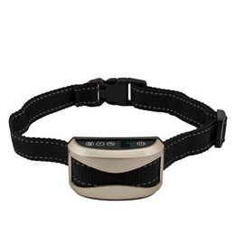 Wholesale Auto Products - Hot Selling LCD Auto Anti Bark Collar Dog Training Collars Upgrade 7 Sensitivity No Bark Collar with Vibration No Harm Shock Rechargeable