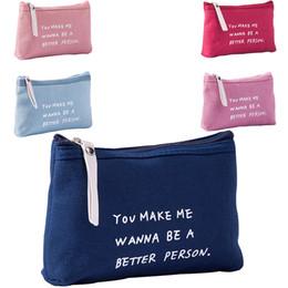 составляют подарки для женщин Скидка Письмо макияж сумки и организатор для женщин Девушки водонепроницаемый косметичка путешествия составляют мешок туалетные сумки для хранения подарков