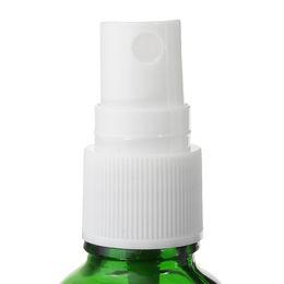 1pcs vert verre vide vaporisateur bouteille de parfum 15ml 30ml 50ml fin atomiseur atomiseur bouteilles rechargeables flacon pour huile essentielle cosmétique ? partir de fabricateur