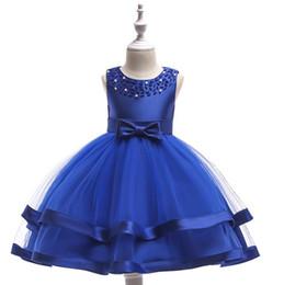 Canada 2018 filles d'été robe de noël élégante robes de soirée pour enfants robes de soirée formelle soirée princesse robes pour filles vêtements de filles Offre