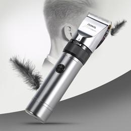 Canada RIWA Professionnel Tondeuse À Cheveux Électrique Tondeuse à cheveux Tondeuse Coupe Rasage Machine Rasoir Rasoir pour Hommes X9 supplier shave electric shaver Offre