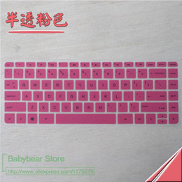 Wholesale Covers For Hp Laptops - 14 inch laptop keyboard cover Protector for HP 14 14G-AD007TX ad006TX ad005tx Pavilion 14-ab011TX ENVY 14-J004TX j103tx j104tx