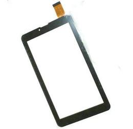 "Tableta digma online-Al por mayor-Vidrio templado / Nuevo Touch pantalla panel digitalizador para 7 ""DIGMA Optima 7.22 3g TT7002PG Tableta Sensor de vidrio Reemplazo"