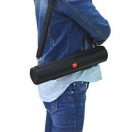 Deutschland E18 Bluetooth Lautsprecher Outdoor Wireless Bass Big Soundbar Lautsprecher Unterstützung TF Karte AUX FM Mic Große Energienbank Besser Charge3 Gute Qualität cheap bluetooth speakers good bass Versorgung