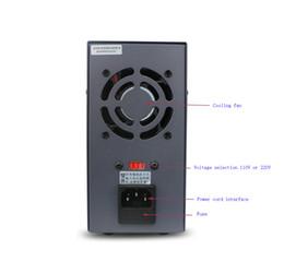вольтметр амперметр Скидка Горячий источник питания постоянного тока KPS305D 30 в 5A цифровой дисплей регулируемый мини-переключатель питания 0.1 в 0.01 A SMPS один канал